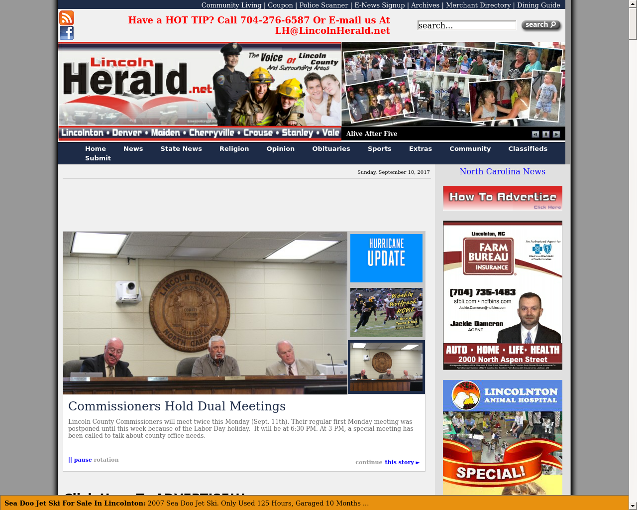 Lincoln-Herald-Advertising-Reviews-Pricing