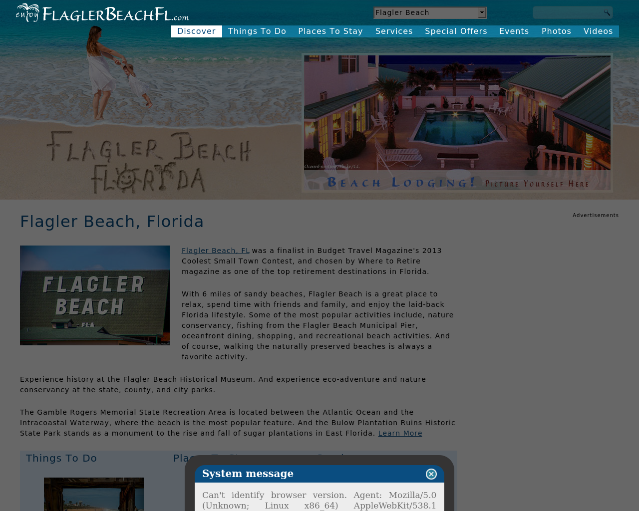 enjoyFlaglerBeachFL.com-Advertising-Reviews-Pricing