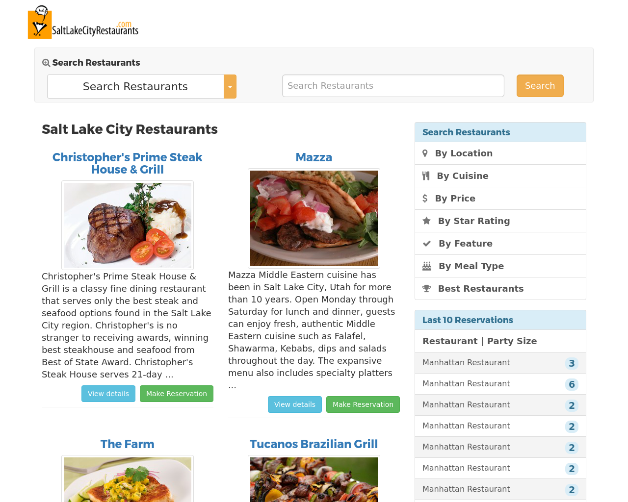 Salt-Lake-City-Restaurants-Advertising-Reviews-Pricing