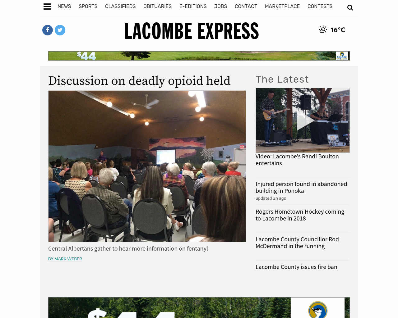 Lacombe-Express-Advertising-Reviews-Pricing