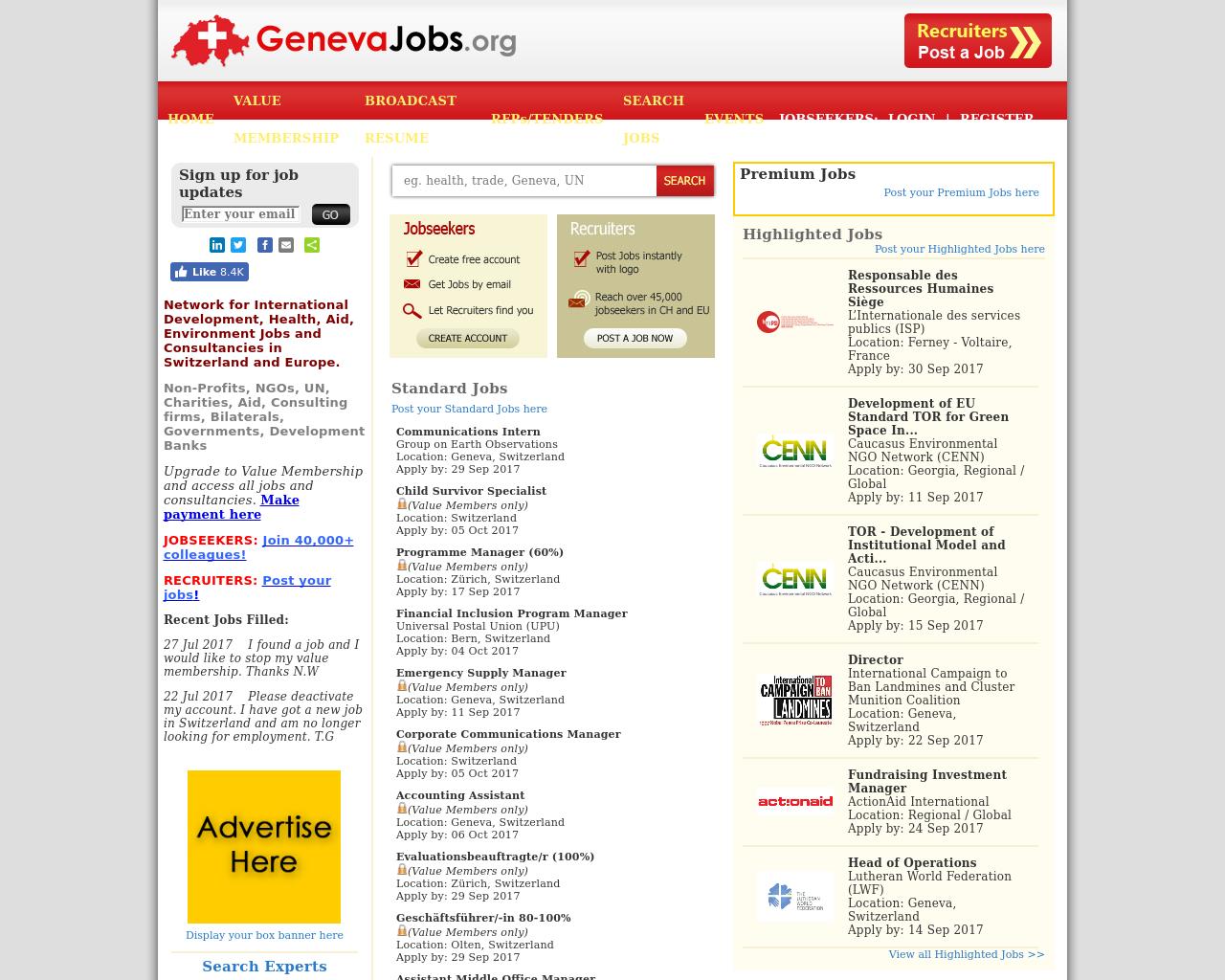 Geneva-Jobs-Advertising-Reviews-Pricing