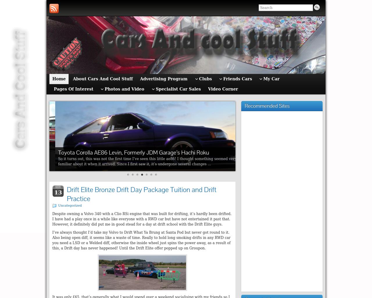 Carsandcoolstuff.com-Advertising-Reviews-Pricing