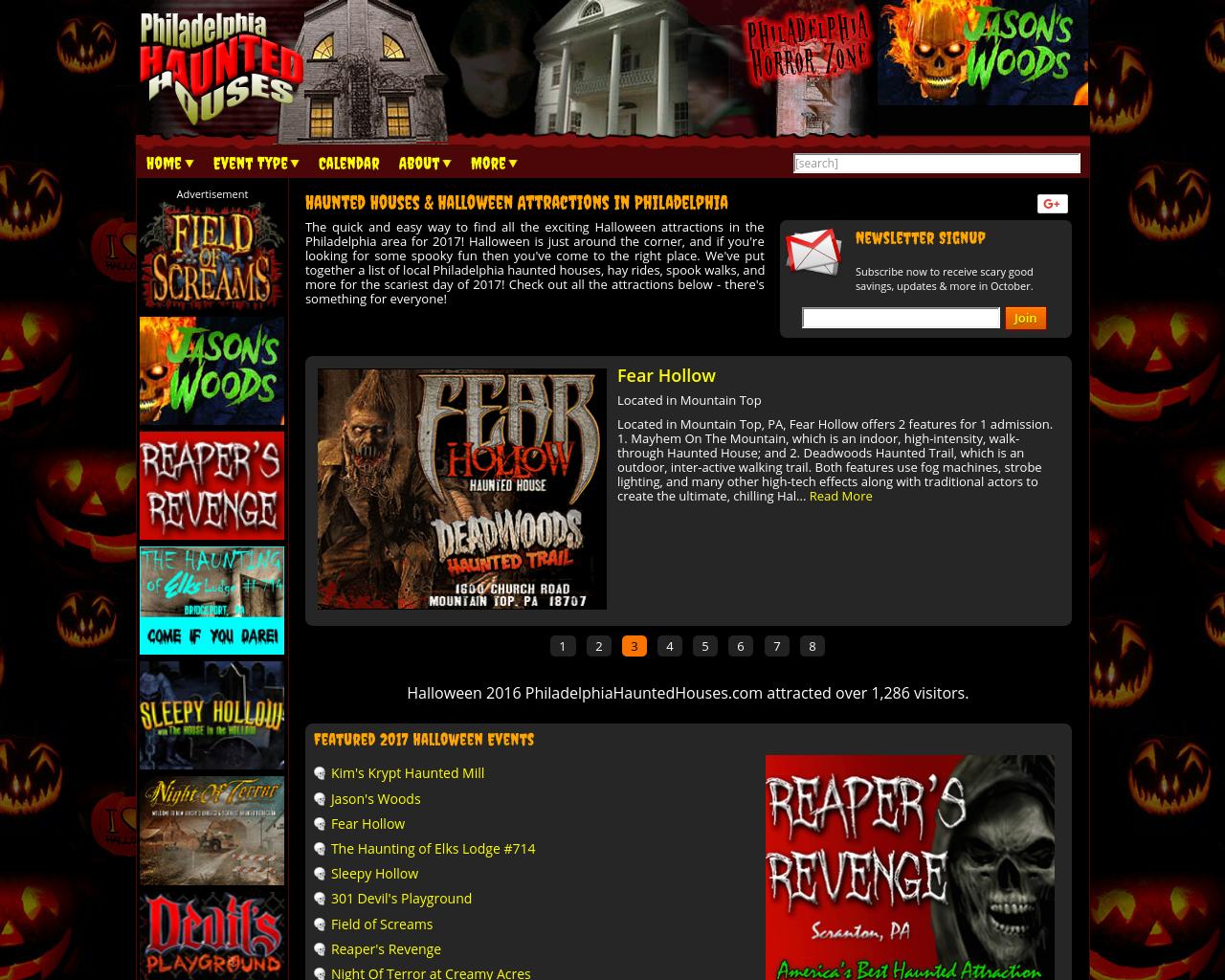 Philadelphia-Haunted-Houses-Advertising-Reviews-Pricing