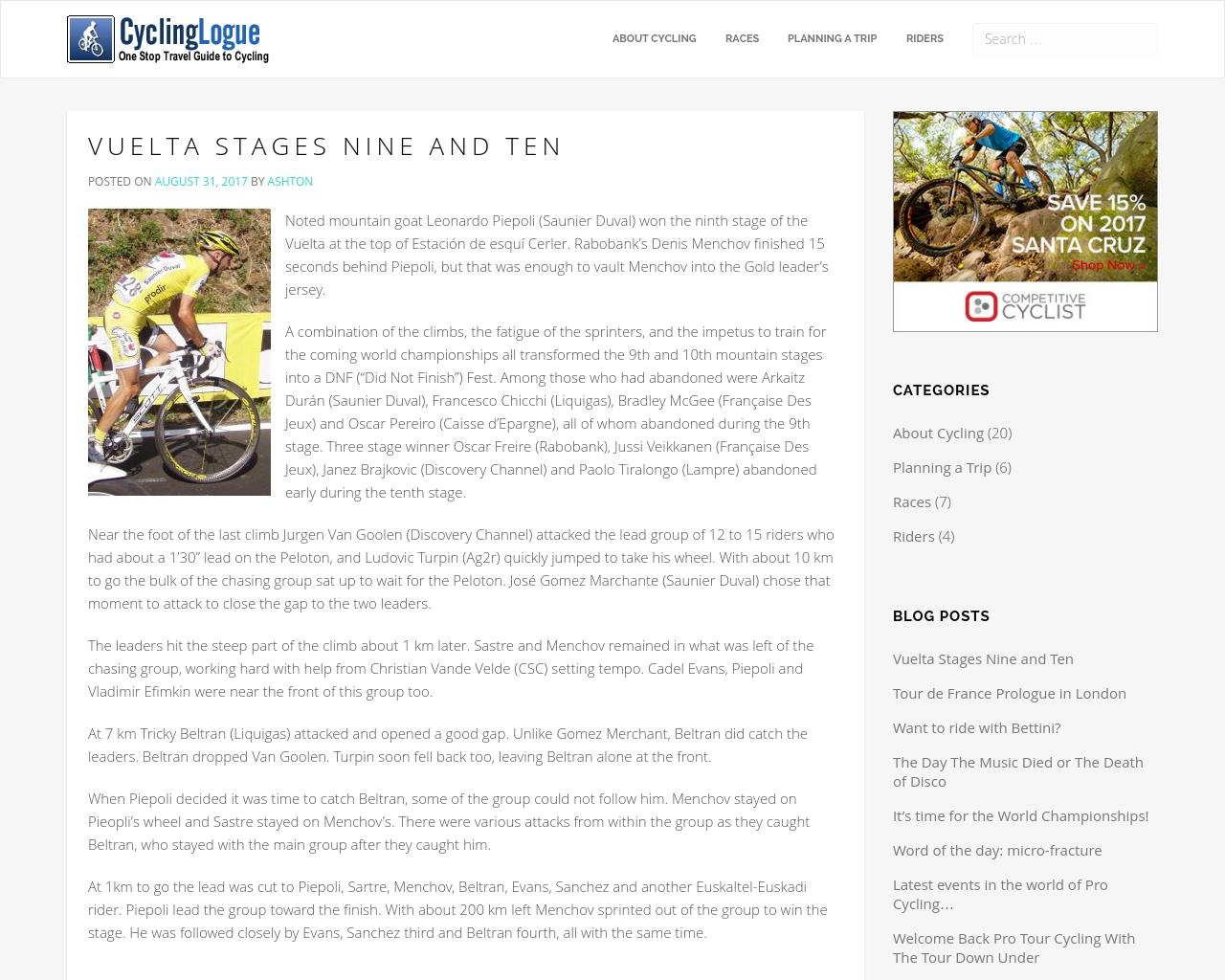 Cycling-Logue-Advertising-Reviews-Pricing