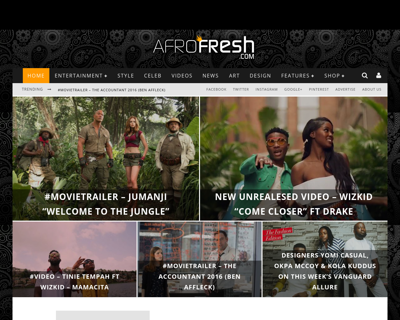Afrofresh.com-Advertising-Reviews-Pricing