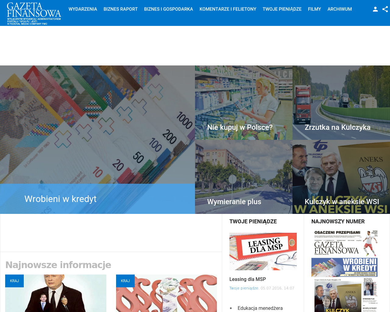 Gazeta-Finansowa-Advertising-Reviews-Pricing