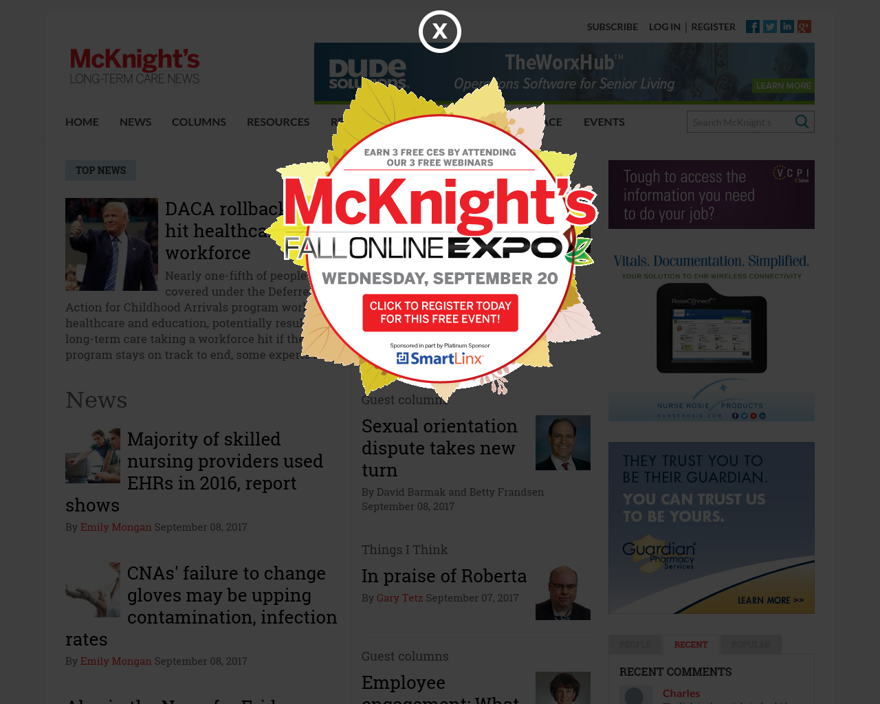 Mcknights.com-Advertising-Reviews-Pricing