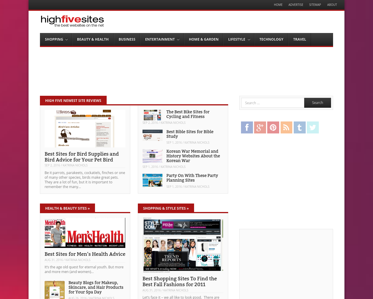 High-Five-Sites-Advertising-Reviews-Pricing