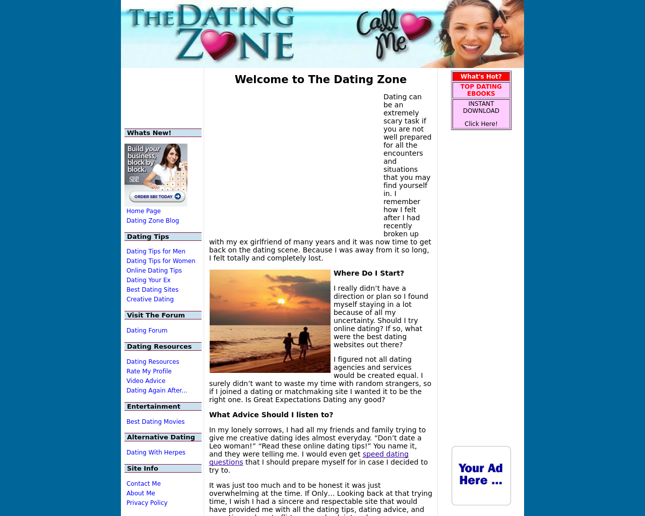 The-Dating-Zone-Advertising-Reviews-Pricing