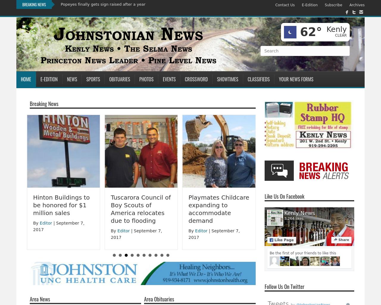 Johnstonian-News-Advertising-Reviews-Pricing