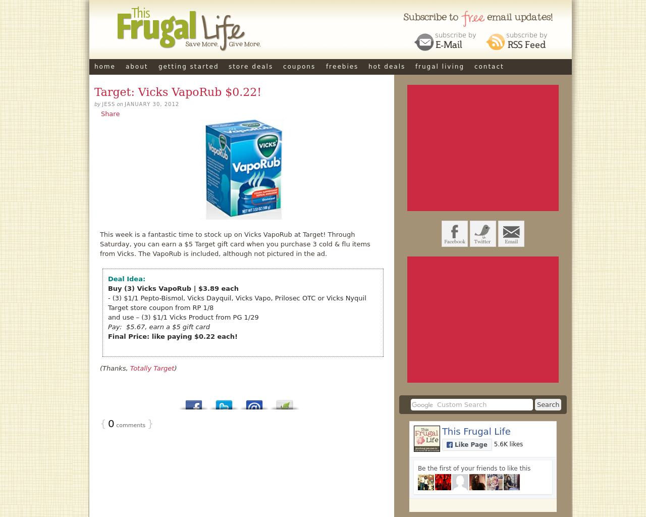 This-Frugal-Life-Advertising-Reviews-Pricing