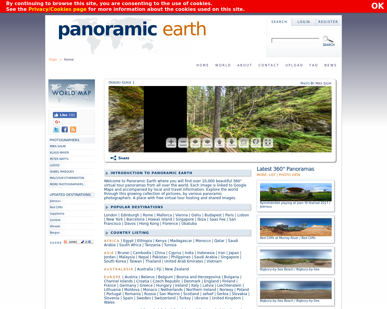 panoramic-earth-Advertising-Reviews-Pricing