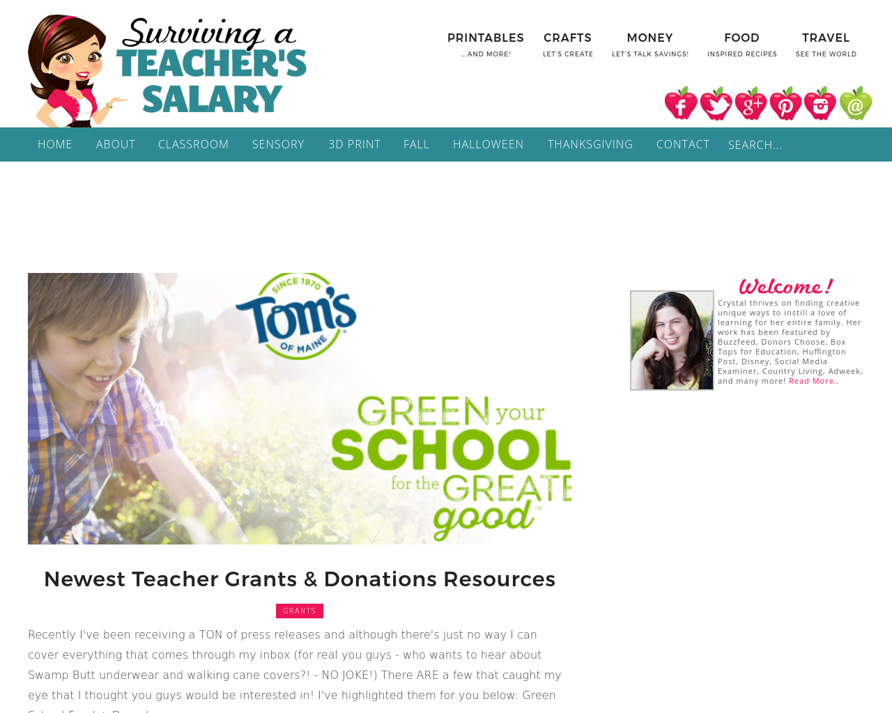 Surviving-A-Teacher's-Salary-Advertising-Reviews-Pricing