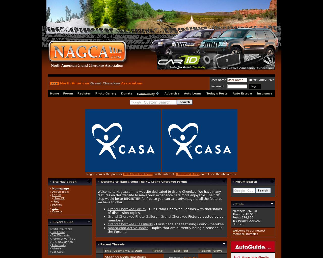 North-American-Grand-Cherokee-Association-Advertising-Reviews-Pricing