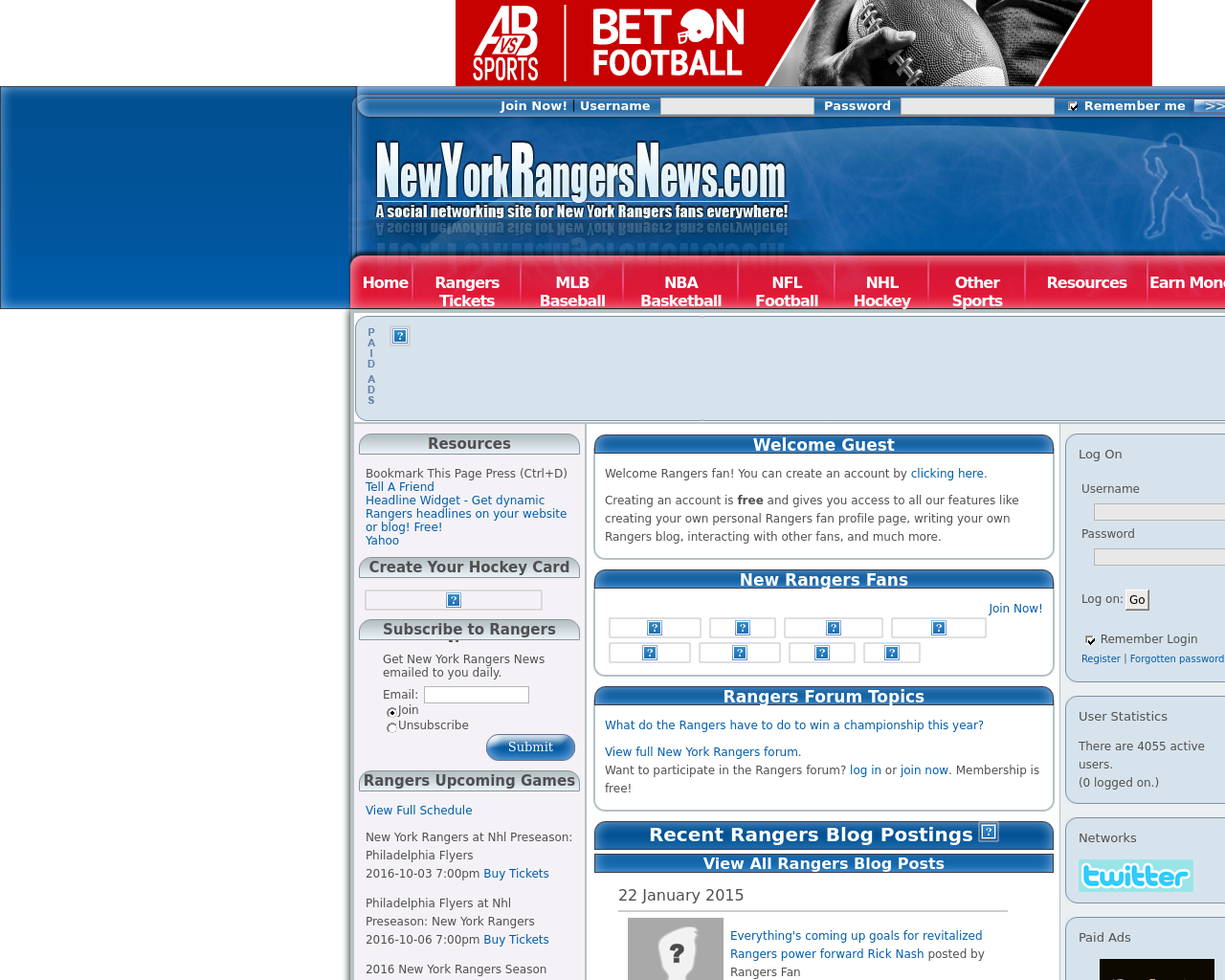 Newyorkrangersnews.com-Advertising-Reviews-Pricing