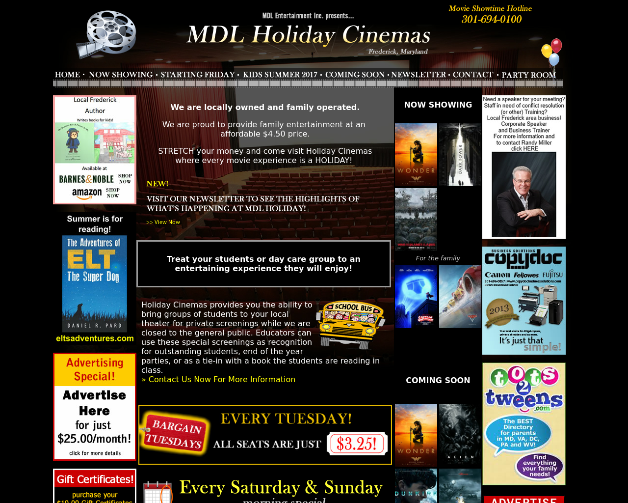 MDL-Holiday-Cinemas-Advertising-Reviews-Pricing