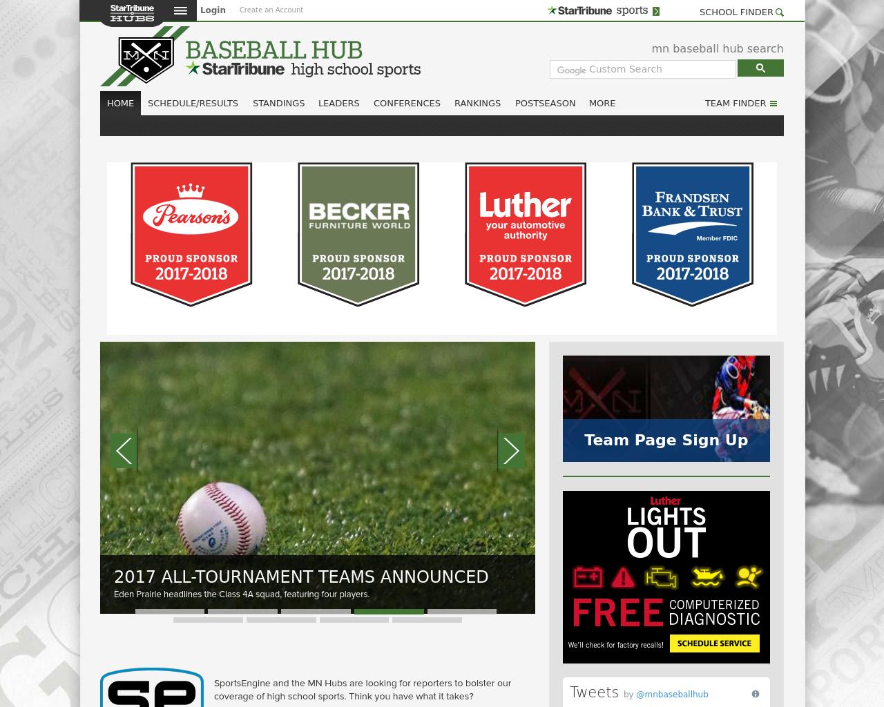 MN-Baseball-Hub-Advertising-Reviews-Pricing