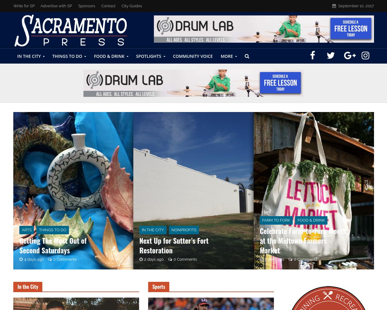 Sacramento-Press-Advertising-Reviews-Pricing