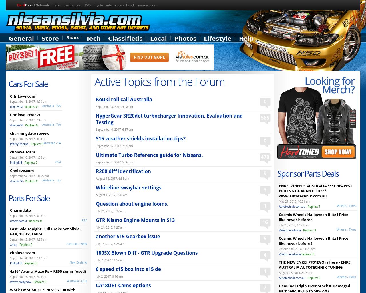 nissansilvia.com-Advertising-Reviews-Pricing