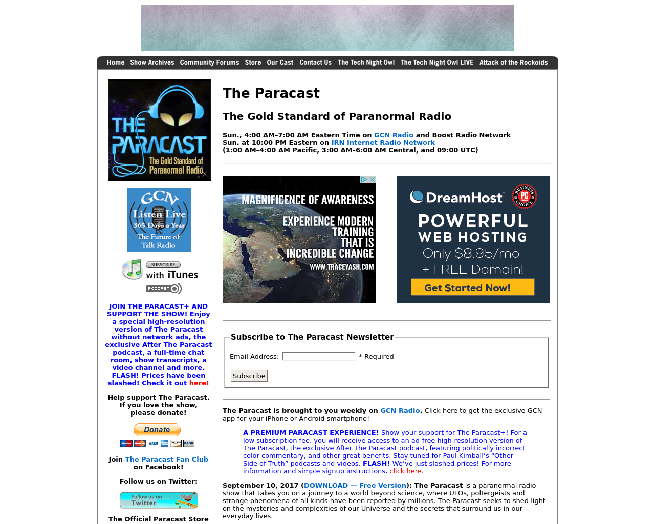 The-Paracast-Advertising-Reviews-Pricing