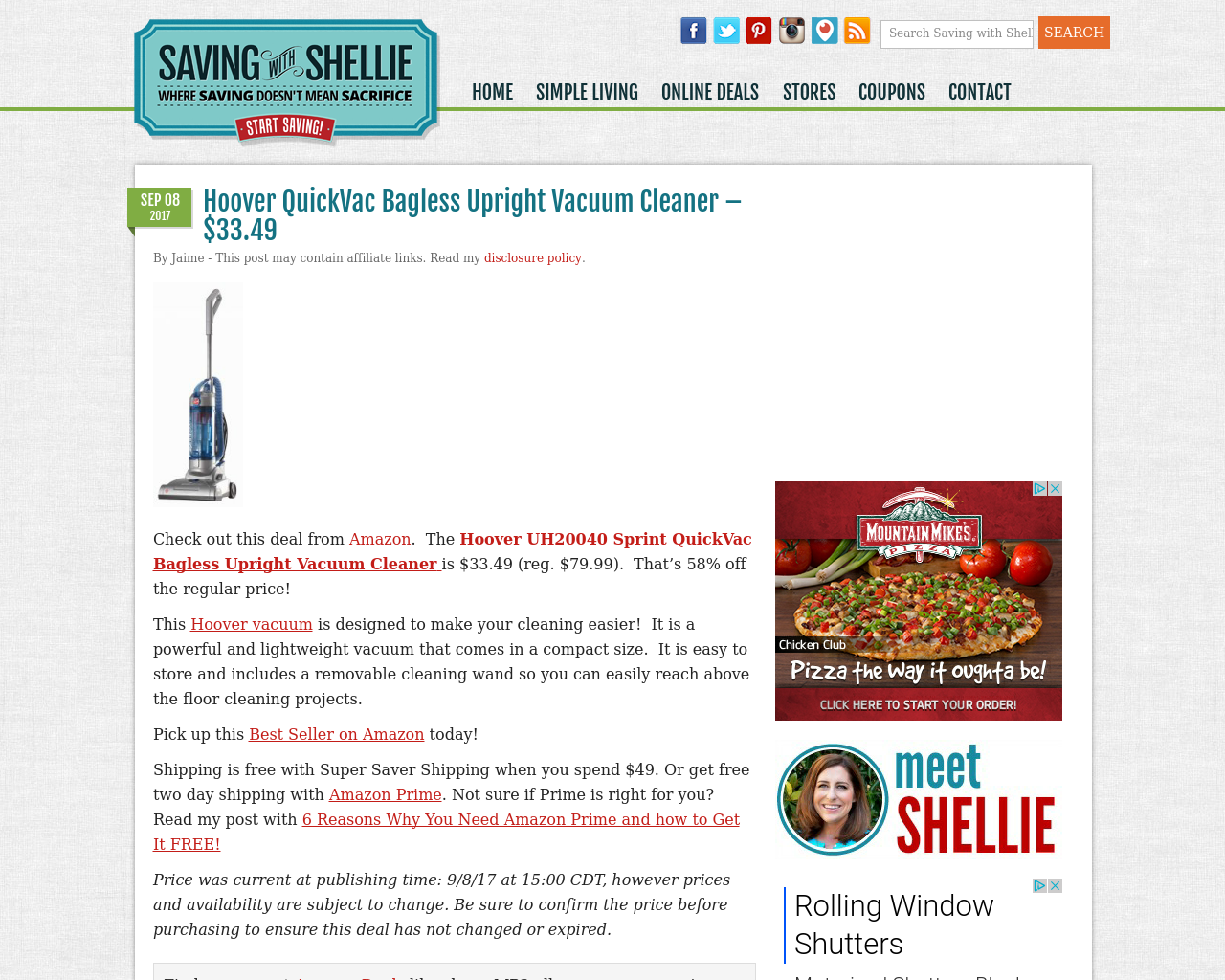Saving-With-Shellie-Advertising-Reviews-Pricing