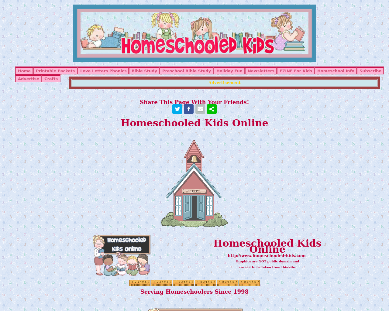 HOMESCHOOLEDKIDS-Advertising-Reviews-Pricing
