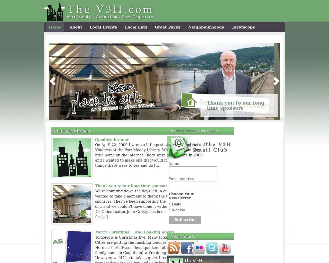 The-V3H.com-Advertising-Reviews-Pricing