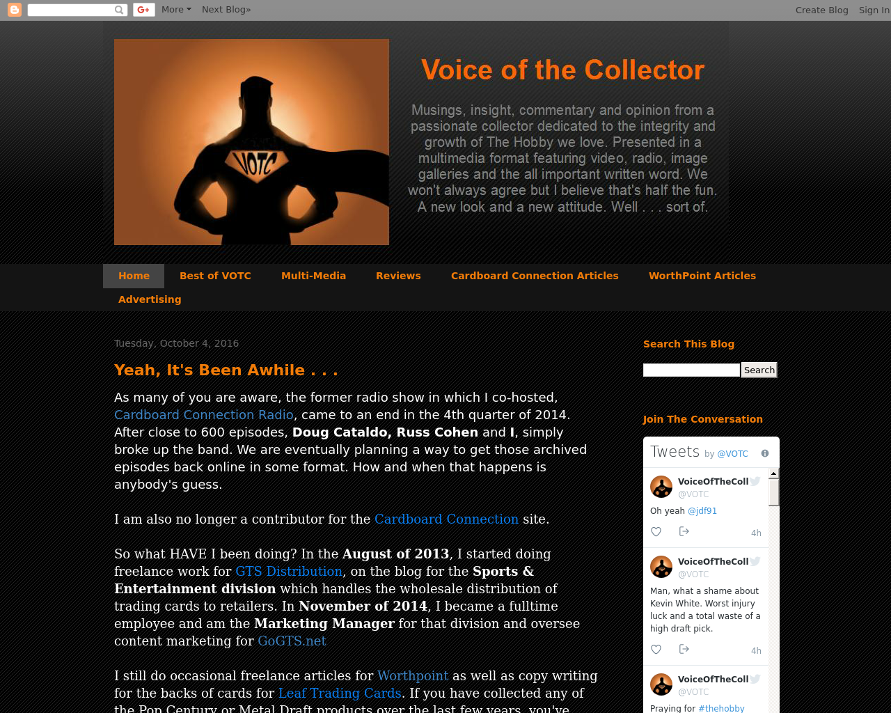 Voice-Of-The-Collector-Advertising-Reviews-Pricing