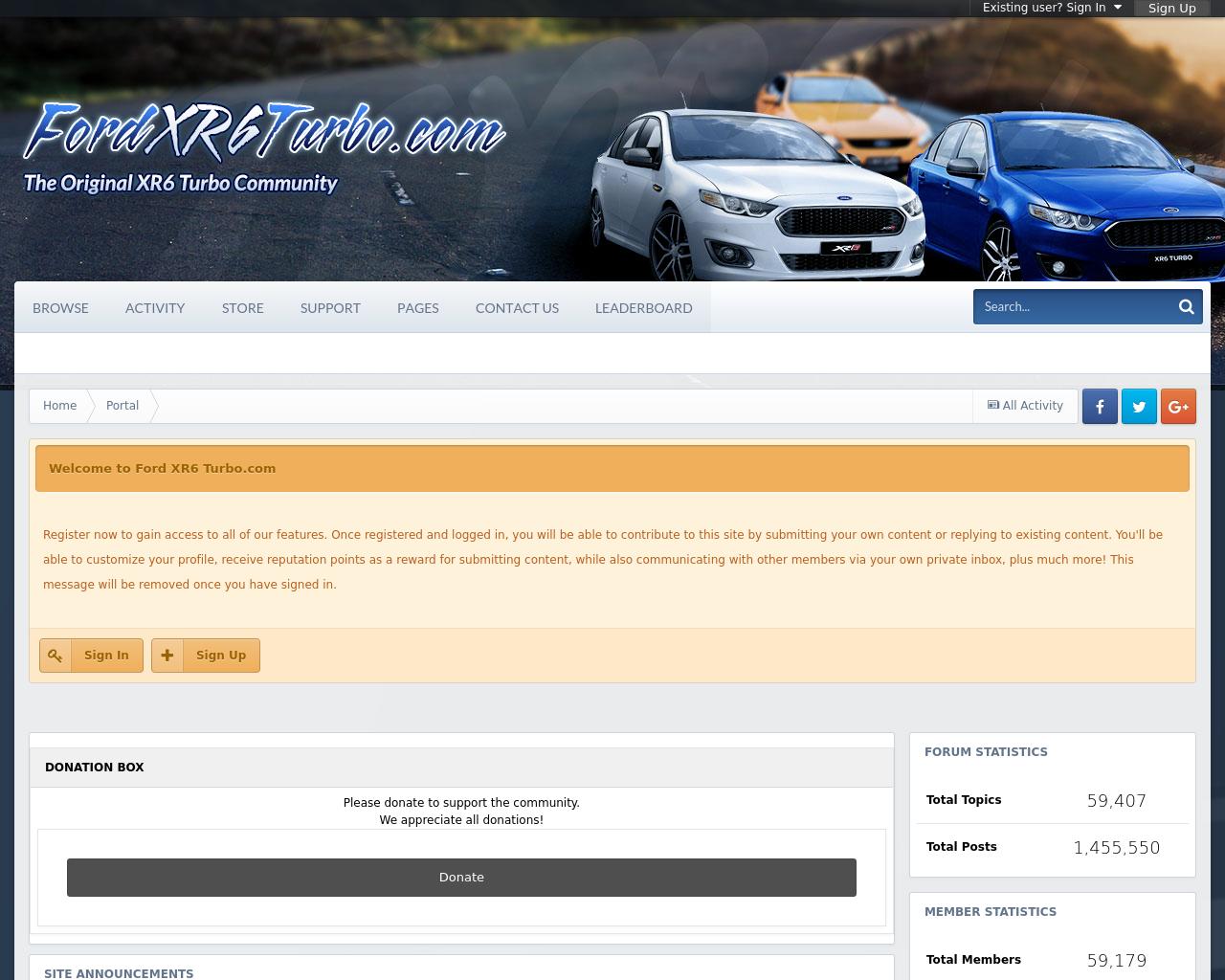 Fordxr6turbo.com-Advertising-Reviews-Pricing