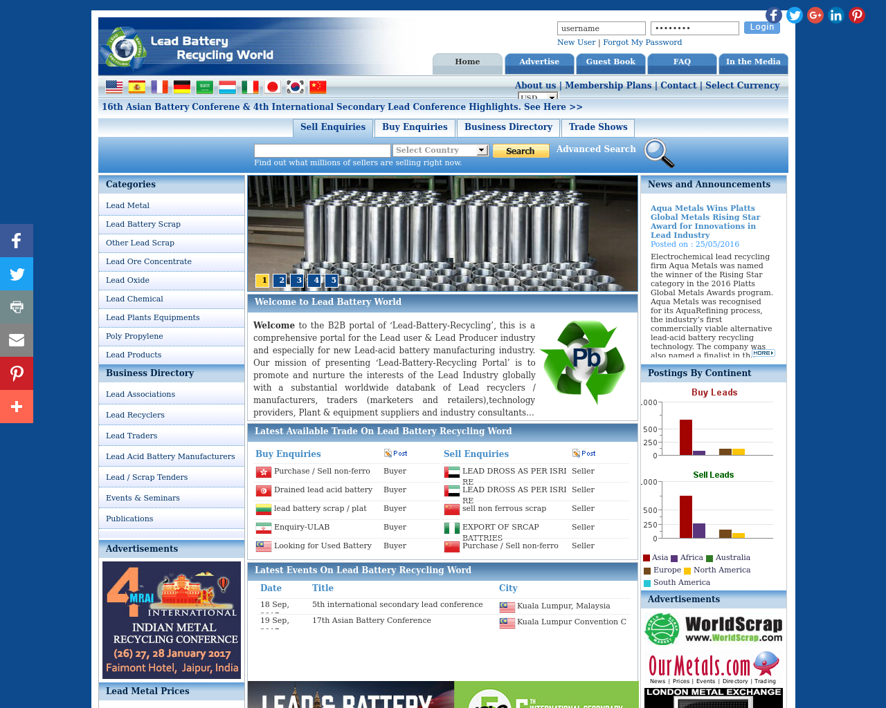 Lead-Battery-Recycling-World-Advertising-Reviews-Pricing
