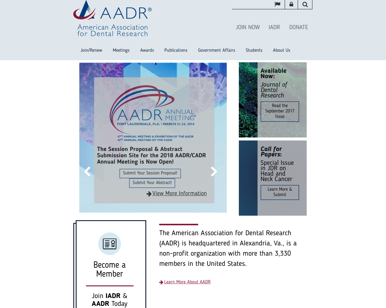 IADR-(International-Association-for-Dental-Research)-Advertising-Reviews-Pricing