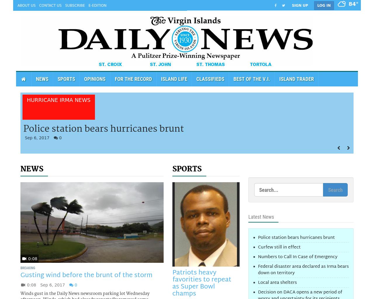 Virgin-Islands-Daily-News-Advertising-Reviews-Pricing