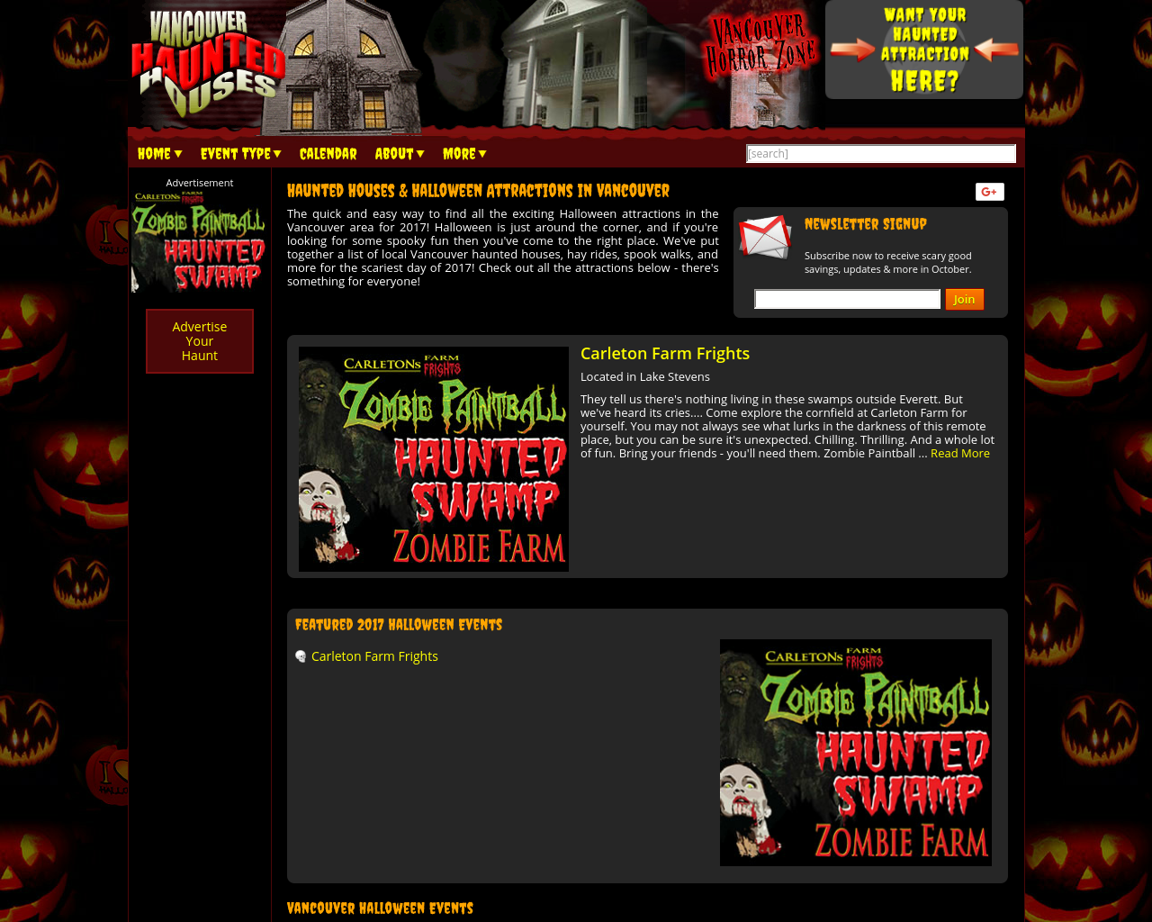 Vancouver-Haunted-Houses-Advertising-Reviews-Pricing