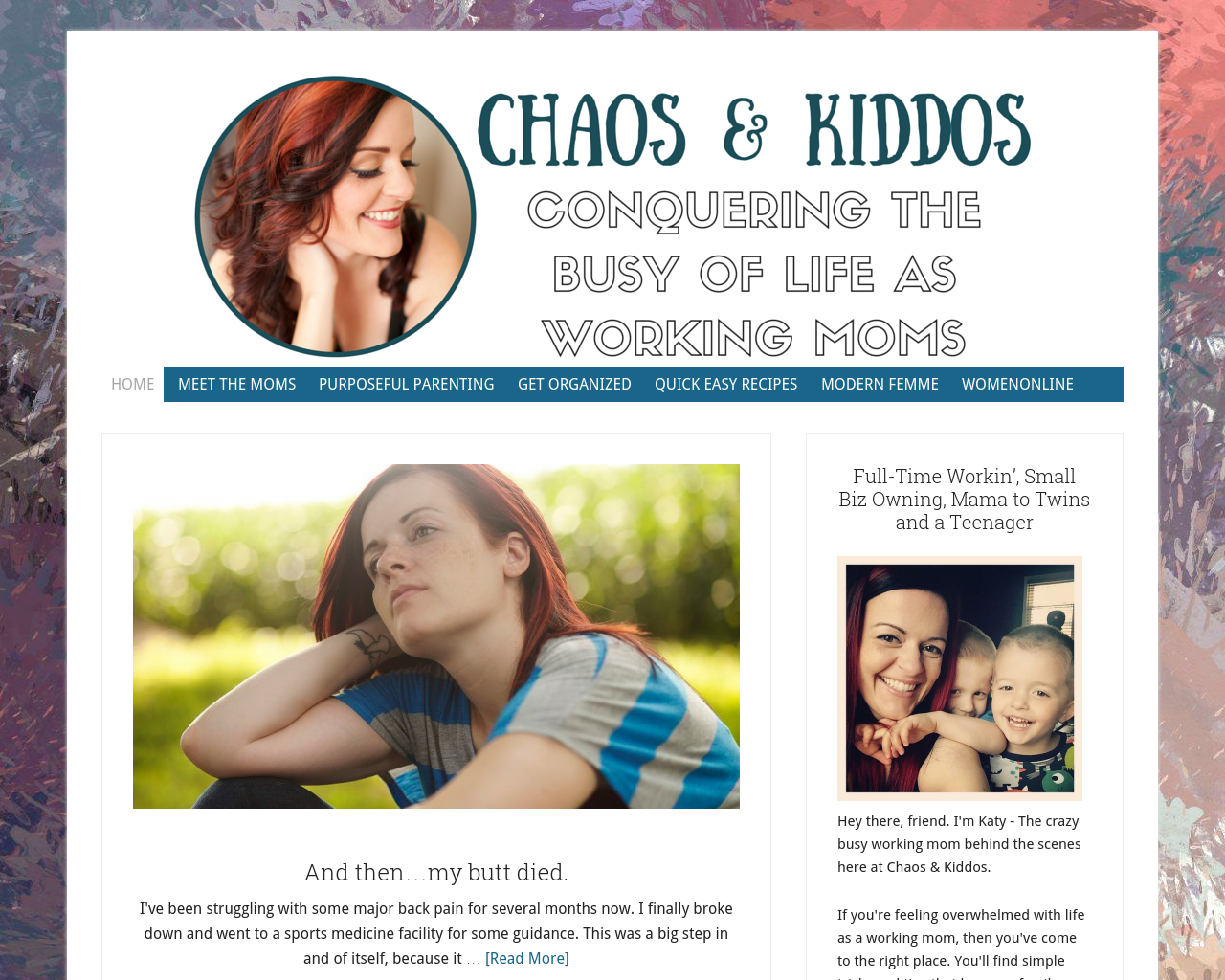 Chaos-&-Kiddos:-Mommy's-Survival-Guide-Advertising-Reviews-Pricing