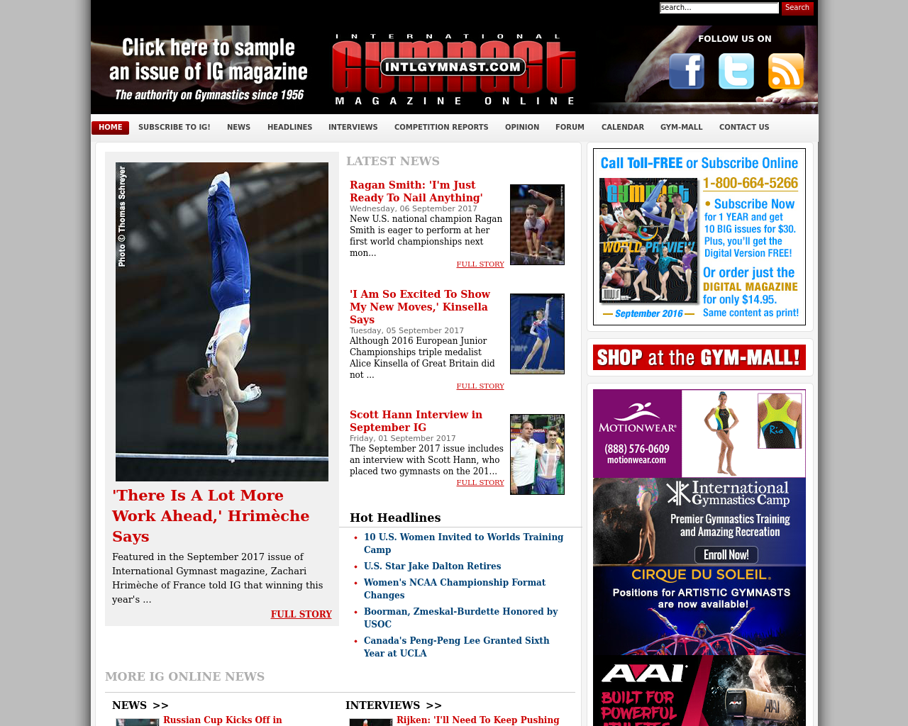 International-Gymnast-Magazine-Online-Advertising-Reviews-Pricing