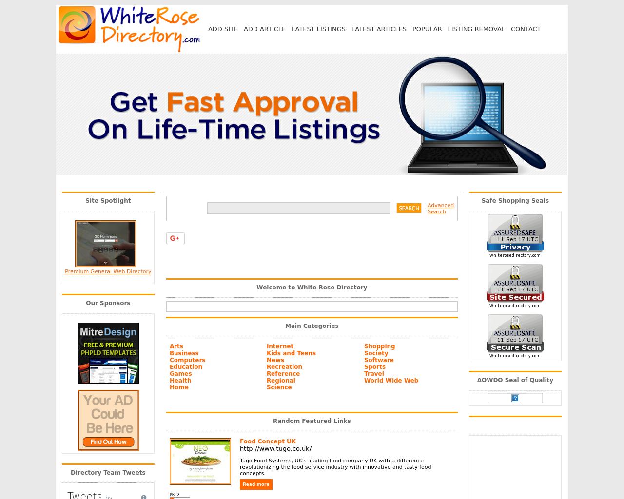 Whiterosedirectory.com-Advertising-Reviews-Pricing