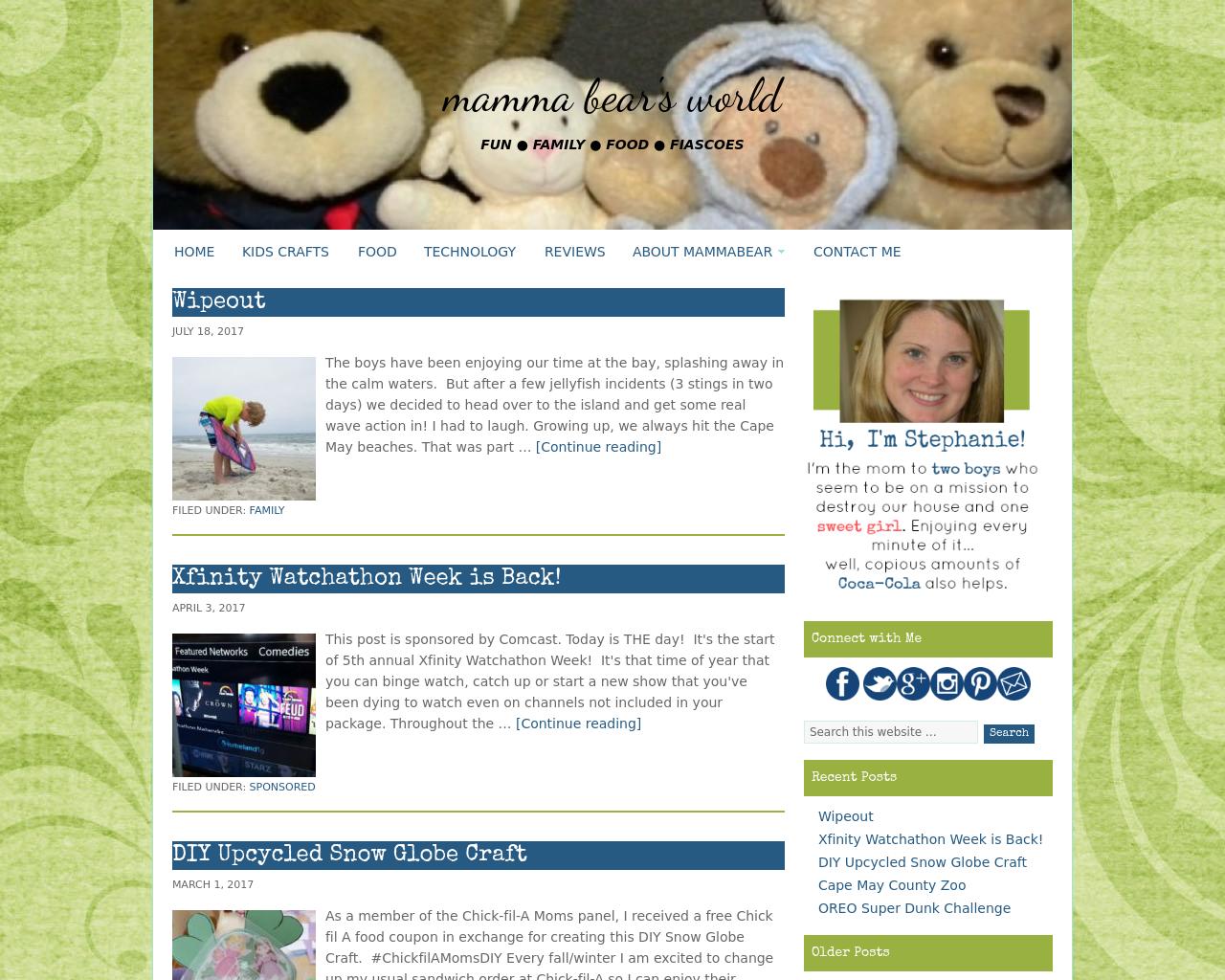 Mamma-Bear's-World-Advertising-Reviews-Pricing