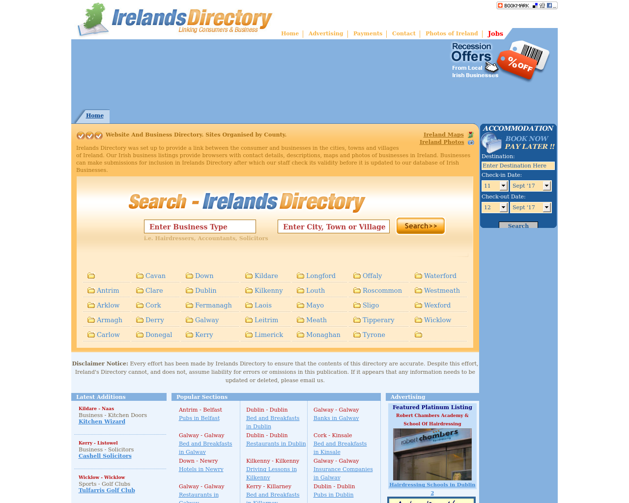 Irelands-Directory-Advertising-Reviews-Pricing