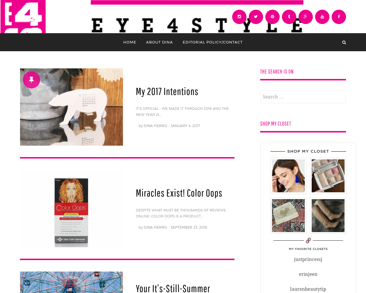 Eye4style.com-Advertising-Reviews-Pricing