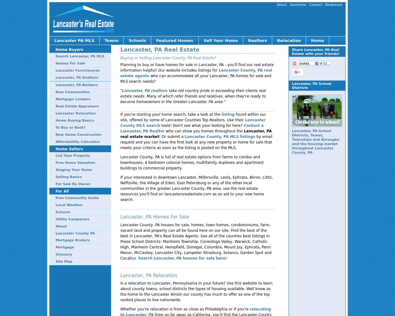 Lancaster'sRealEstate.com-Advertising-Reviews-Pricing