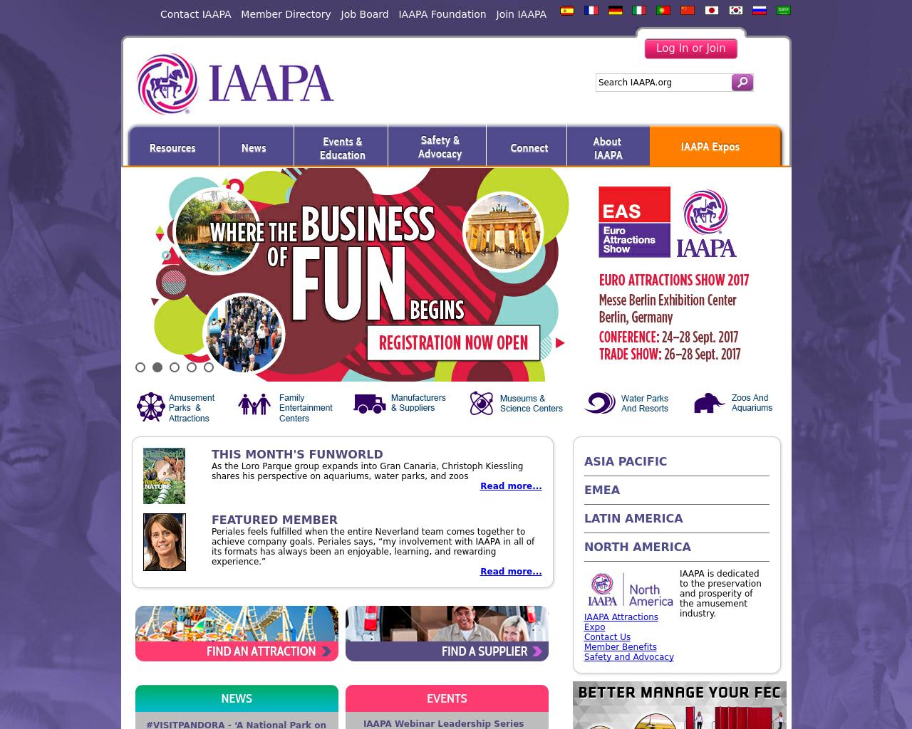 IAAPA-Advertising-Reviews-Pricing