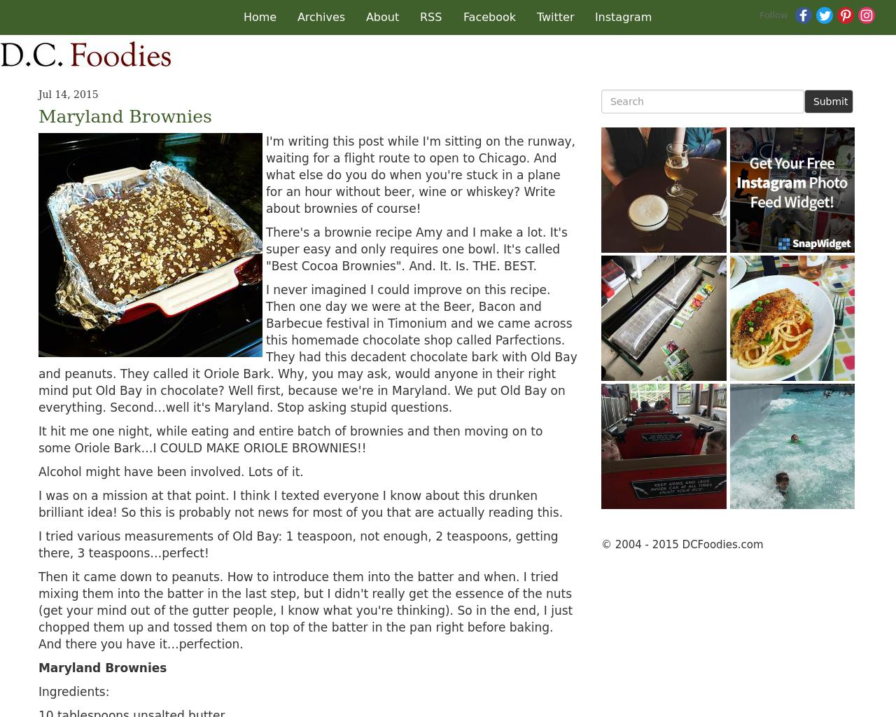 D.C.-Foodies-Advertising-Reviews-Pricing