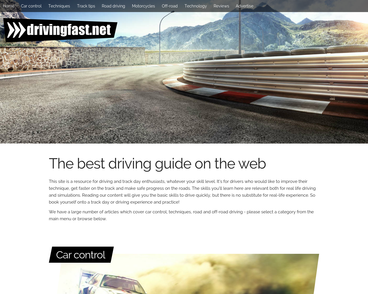 Driving-Fast-Advertising-Reviews-Pricing