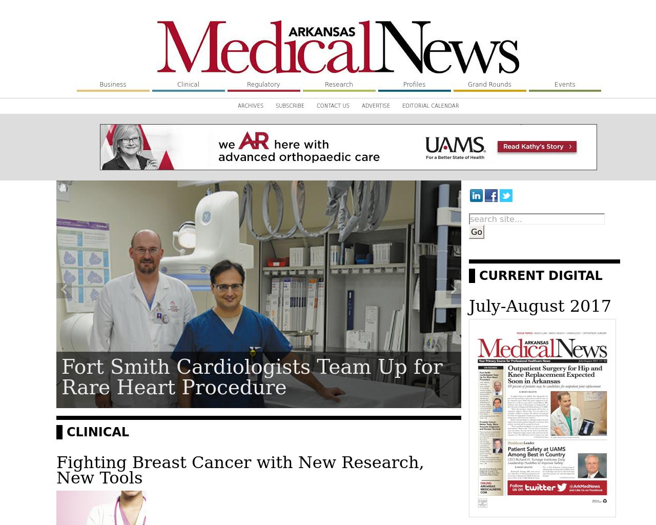 Arkansas-Medical-News-Advertising-Reviews-Pricing