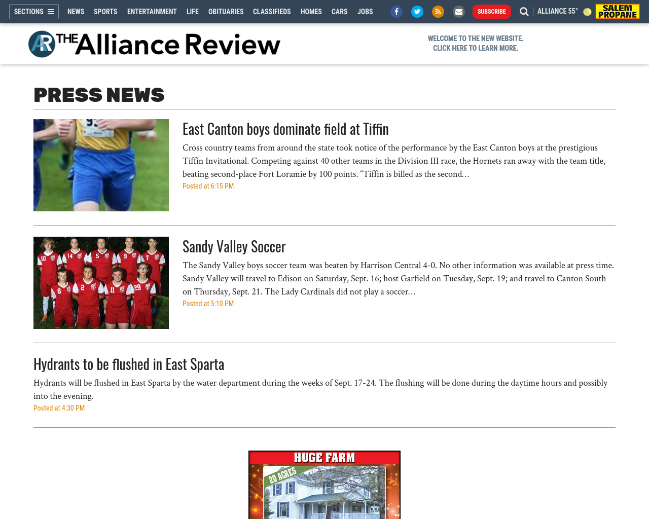 The-Press-News-Advertising-Reviews-Pricing