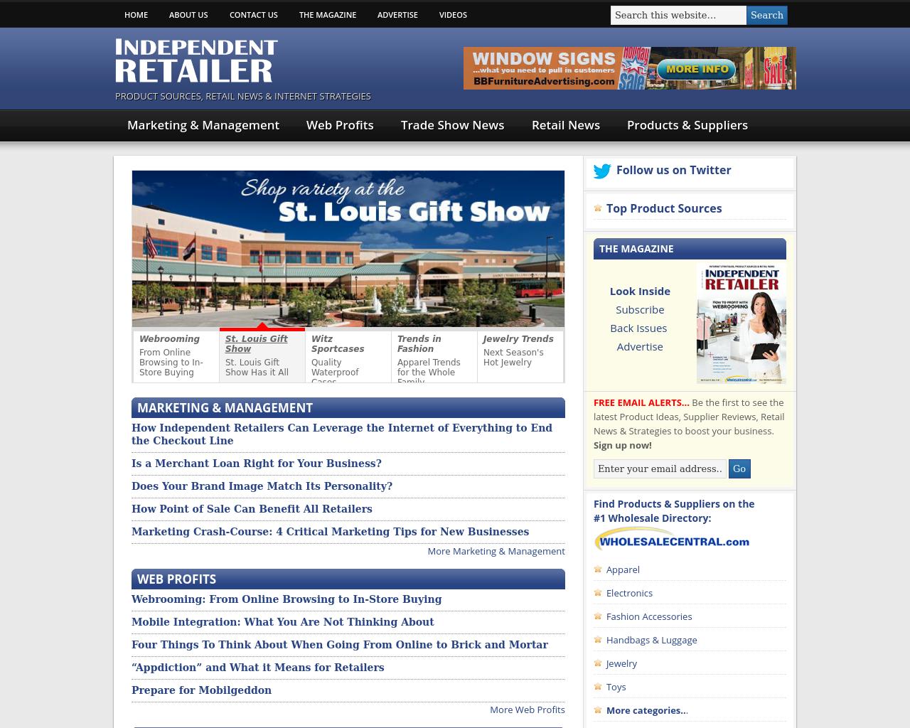 Independent-Retailer-Advertising-Reviews-Pricing
