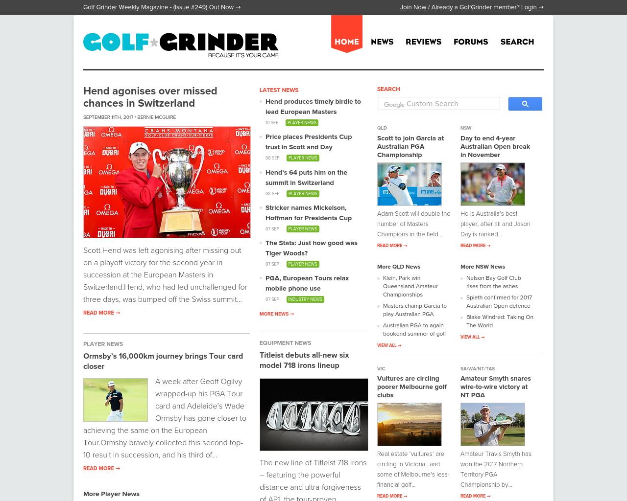 Golf-Grinder-Advertising-Reviews-Pricing