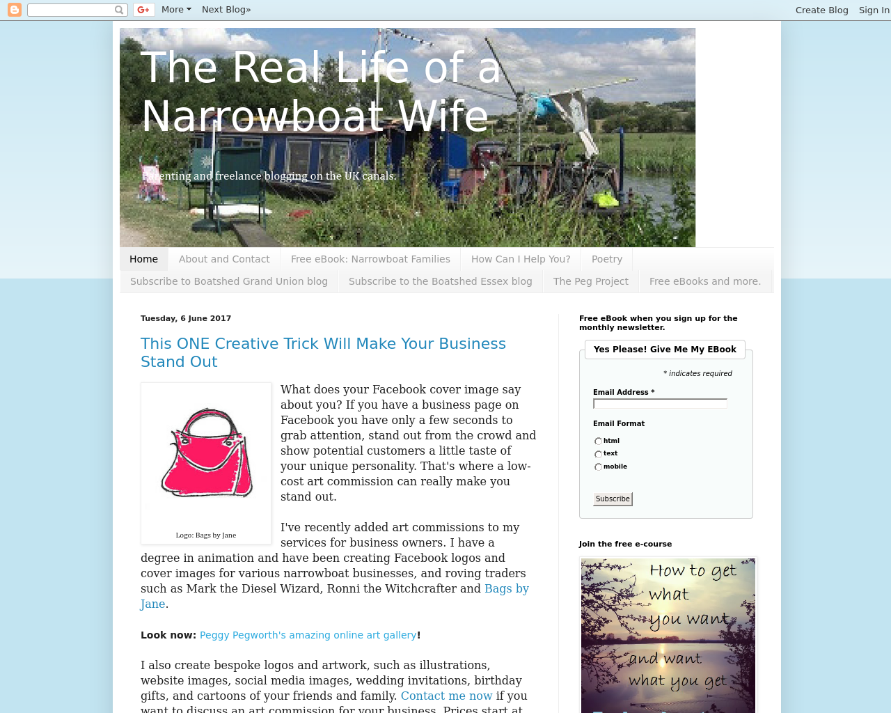 The-Real-Life-of-a-Narrowboat-Wife-Advertising-Reviews-Pricing