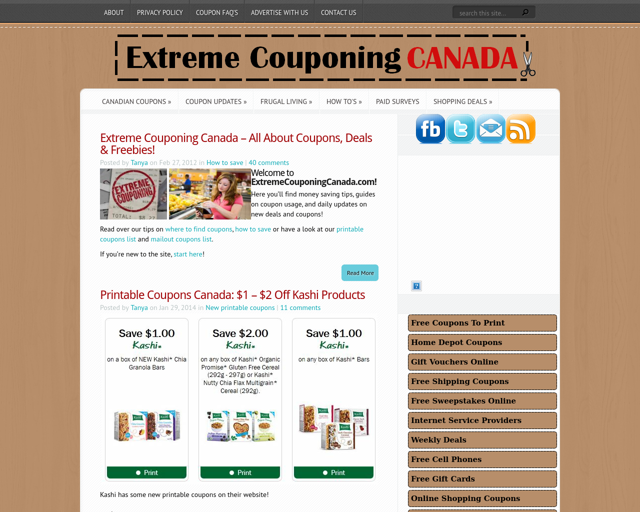 ExtremeCouponingCanada-Advertising-Reviews-Pricing