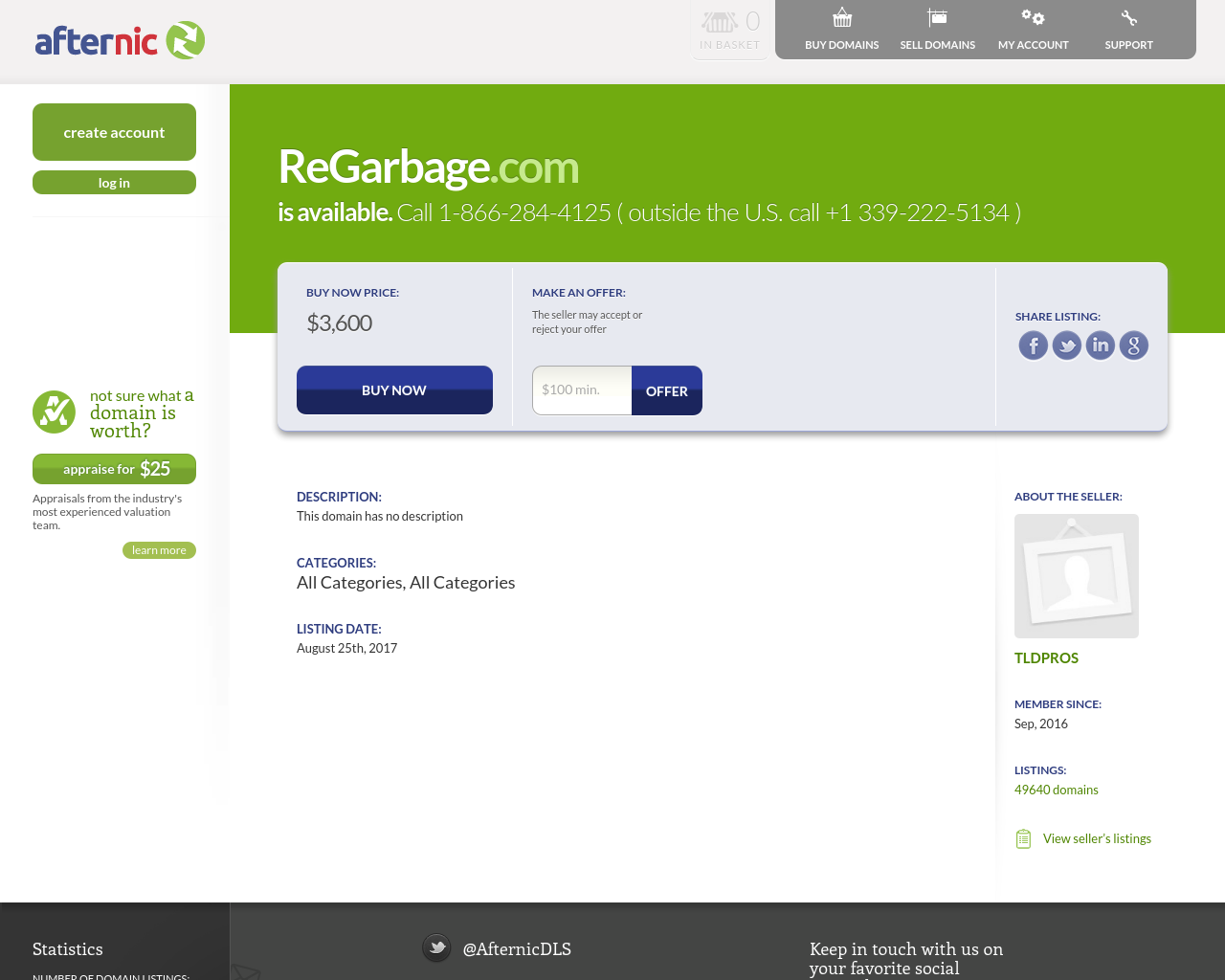 ReGarbage-Advertising-Reviews-Pricing